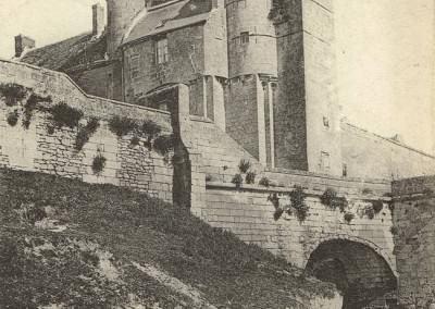 Ancien château 1907